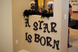 A Star Is Born wall Art