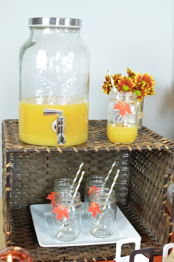 Fall In Love - Apple Cider w Mason Jars
