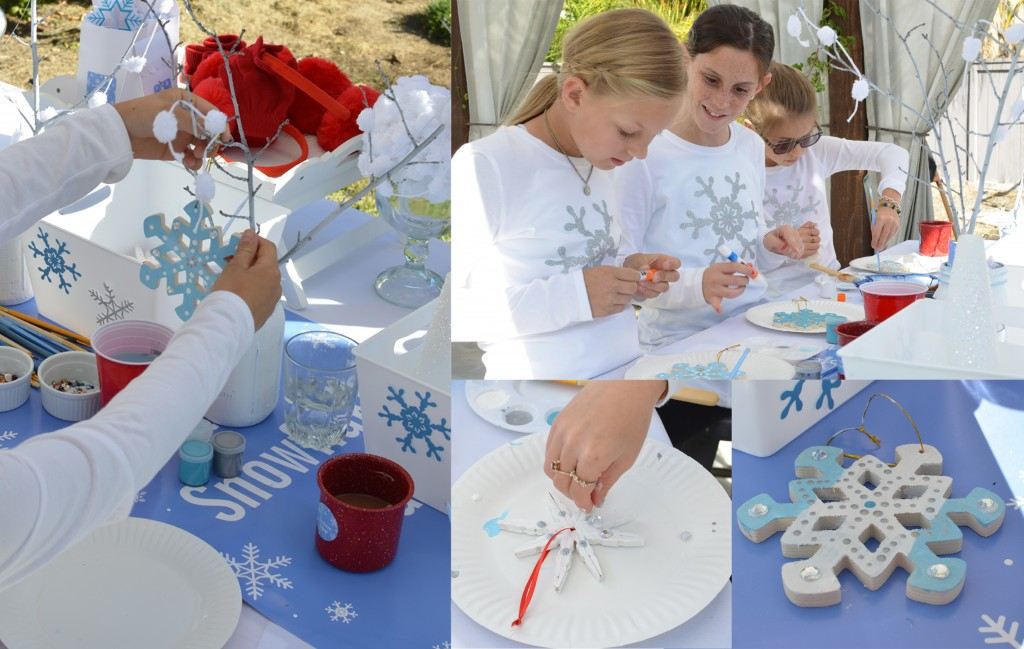 Snowflake Party - Final Products