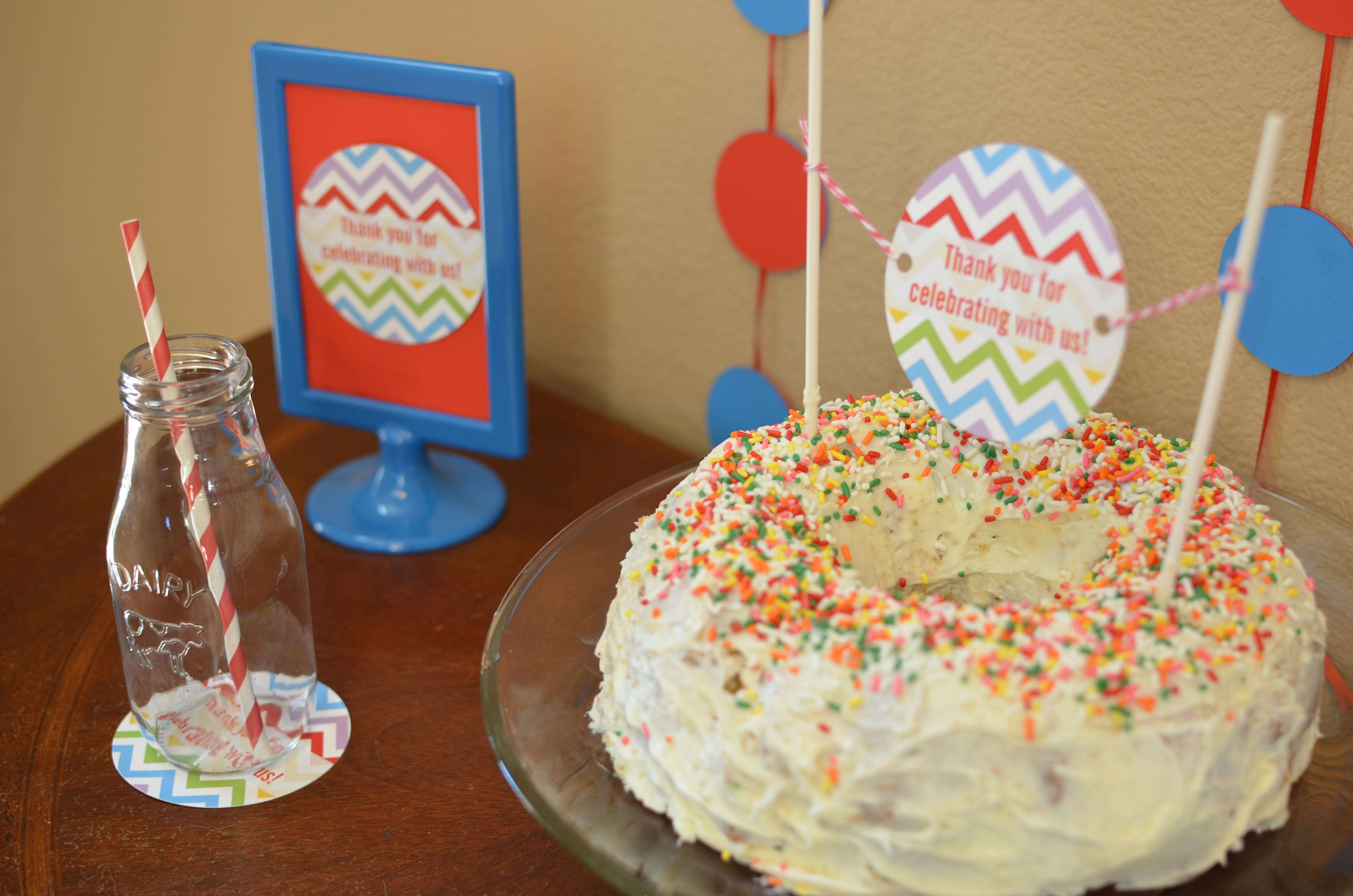 Decorating Bundt Cake Ideas  Decoration Image Idea - Bundt birthday cake