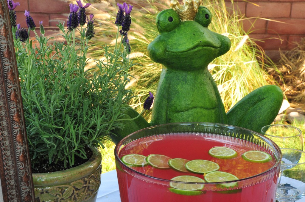 Build A Library Party Frog Price Rum Punch