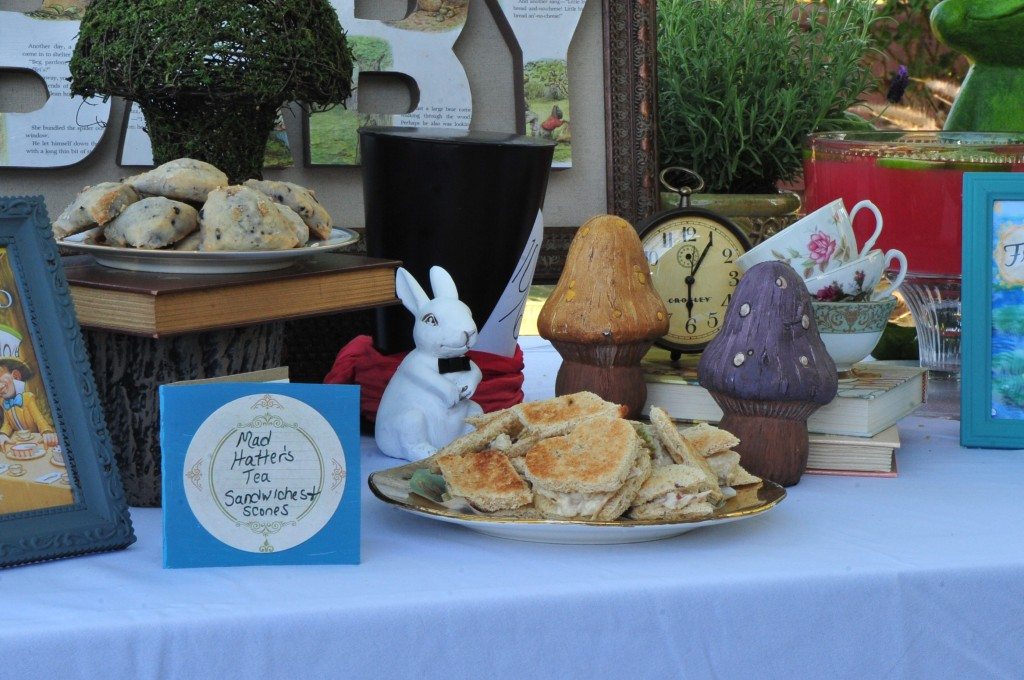 Build A Library Party Mad Hatters Tea