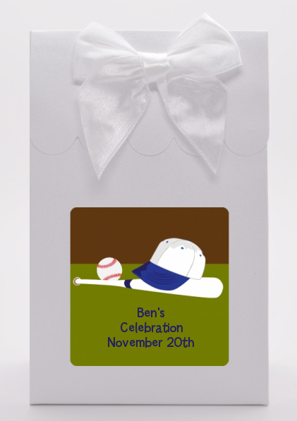 Baseball - Birthday Party Goodie Bags