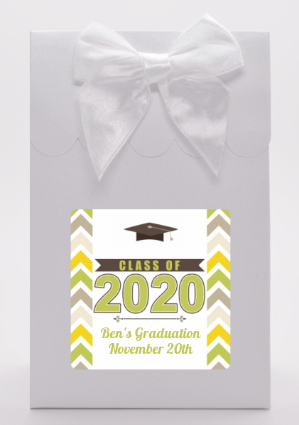 Brilliant Scholar - Graduation Party Goodie Bags