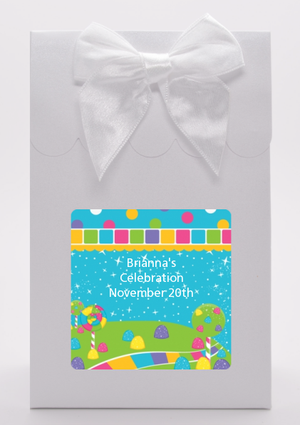 Candy Land - Birthday Party Goodie Bags