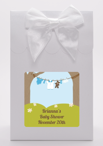 Clothesline It's A Boy - Baby Shower Goodie Bags