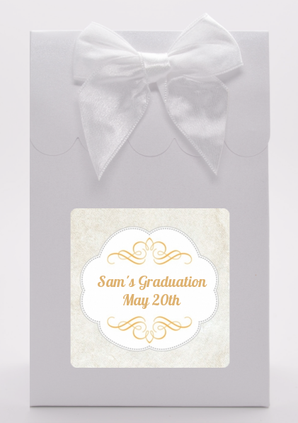 Con-Grad-ulations - Graduation Party Goodie Bags