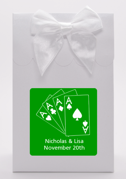 Deck of Cards - Bridal Shower Goodie Bags