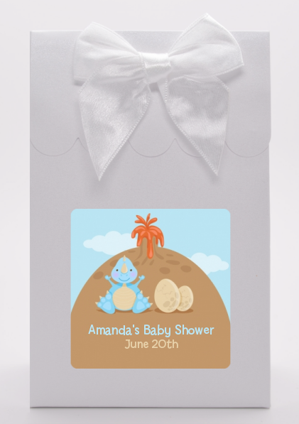 Dinosaur Baby Boy - Baby Shower Goodie Bags