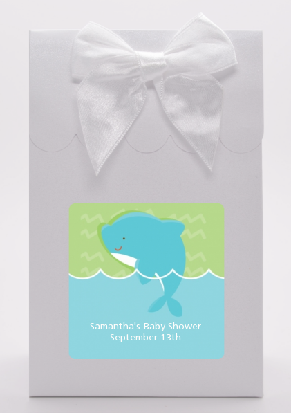 Dolphin | Aquarius Horoscope - Baby Shower Goodie Bags