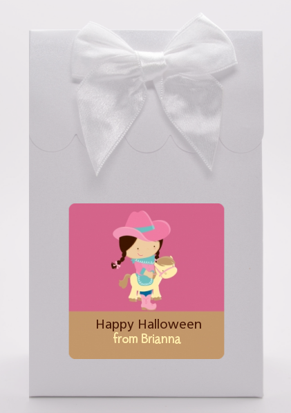 Dress Up Cowgirl Costume - Halloween Goodie Bags
