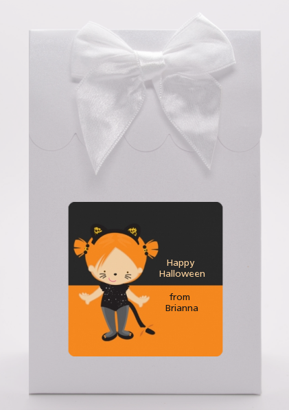 Dress Up Kitty Costume - Halloween Goodie Bags