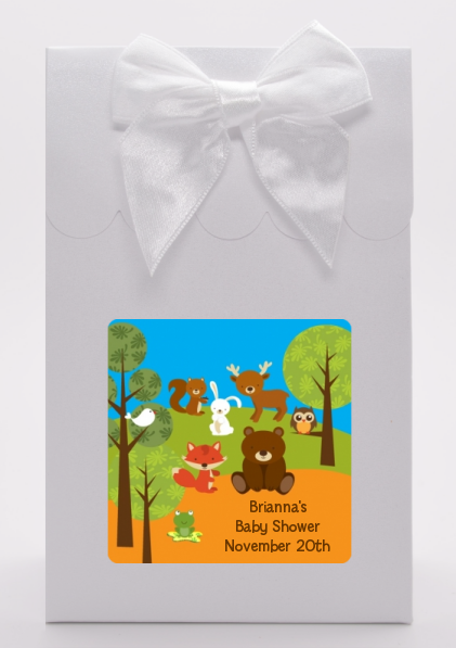 Forest Animals - Baby Shower Goodie Bags