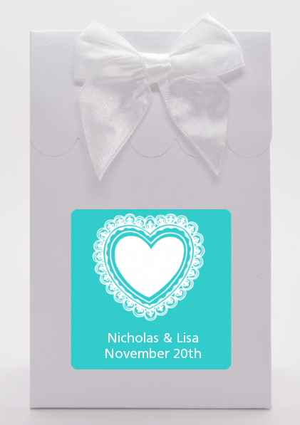 Lace of Hearts - Bridal Shower Goodie Bags