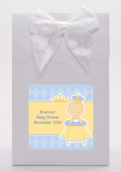 Little Prince - Baby Shower Goodie Bags