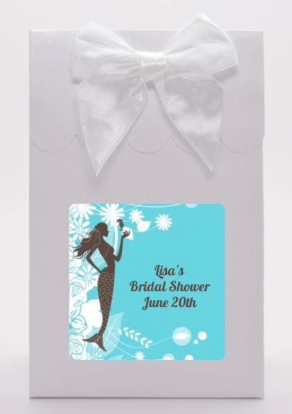 Mermaid - Bridal Shower Goodie Bags
