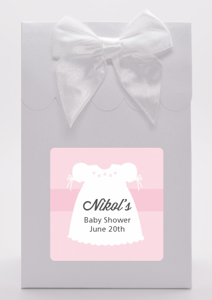 Sweet Little Lady - Baby Shower Goodie Bags