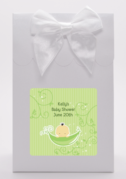 Sweet Pea Asian Boy - Baby Shower Goodie Bags