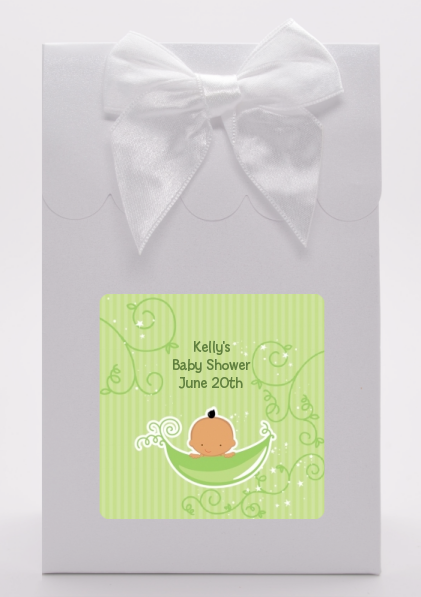 Sweet Pea Hispanic Boy - Baby Shower Goodie Bags