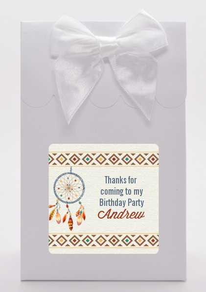 Dream Catcher - Birthday Party Goodie Bags