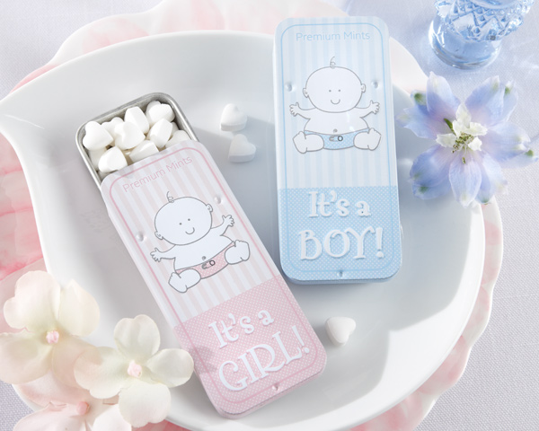 Baby Shower Mint Tins Mint Tin Baby Shower Favors
