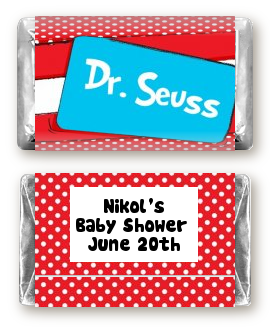Dr Seuss Inspired Wedding Vows