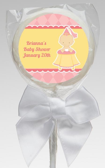 princess baby shower lollipop favors little princess lollipop favors