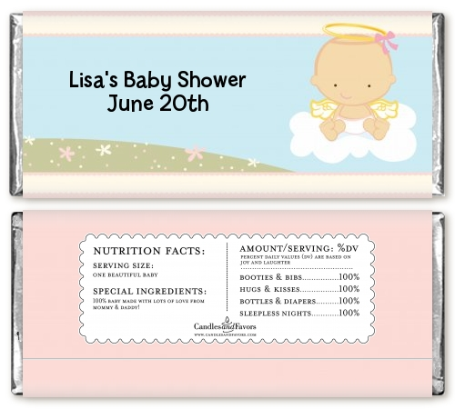 Baby Shower Candy Bar Wrappers Quotes
