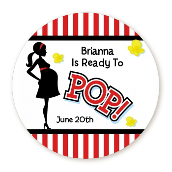 Ready to pop personalized sticker labels ready to pop for Ready to pop stickers template