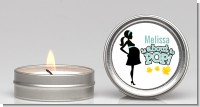 About To Pop Mommy - Baby Shower Candle Favors