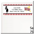 Ready To Pop - Baby Shower Return Address Labels thumbnail