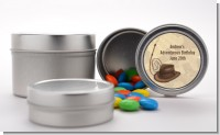Adventure - Custom Birthday Party Favor Tins