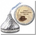 Adventure - Hershey Kiss Birthday Party Sticker Labels thumbnail
