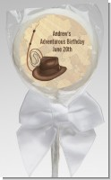 Adventure - Personalized Birthday Party Lollipop Favors