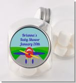 Airplane - Personalized Birthday Party Candy Jar