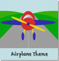 Airplane Birthday Party Theme