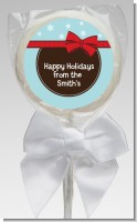 All Wrapped Up Gifts - Personalized Christmas Lollipop Favors