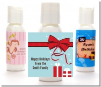 All Wrapped Up Gifts - Personalized Christmas Lotion Favors
