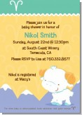 Ram | Aries Horoscope - Baby Shower Invitations