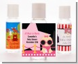 A Star Is Born Hollywood Black|Pink - Personalized Baby Shower Hand Sanitizers Favors thumbnail