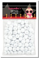 A Star Is Born Hollywood - Custom Baby Shower Treat Bag Topper