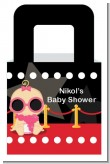 A Star Is Born Hollywood - Personalized Baby Shower Favor Boxes