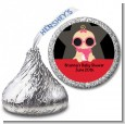 A Star Is Born Hollywood - Hershey Kiss Baby Shower Sticker Labels thumbnail