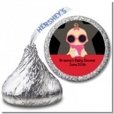 A Star Is Born Hollywood - Hershey Kiss Baby Shower Sticker Labels