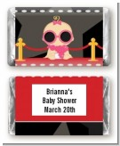 A Star Is Born Hollywood - Personalized Baby Shower Mini Candy Bar Wrappers