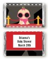 A Star Is Born Hollywood - Personalized Baby Shower Mini Candy Bar Wrappers thumbnail