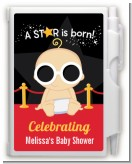 A Star Is Born Hollywood - Baby Shower Personalized Notebook Favor