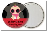 A Star Is Born Hollywood - Personalized Baby Shower Pocket Mirror Favors
