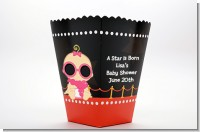 A Star Is Born Hollywood - Personalized Baby Shower Popcorn Boxes