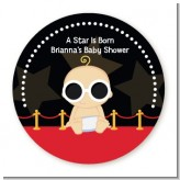 A Star Is Born Hollywood - Personalized Baby Shower Table Confetti